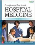 Principles and practice of hospital medicine by Mitchell S. Cappell